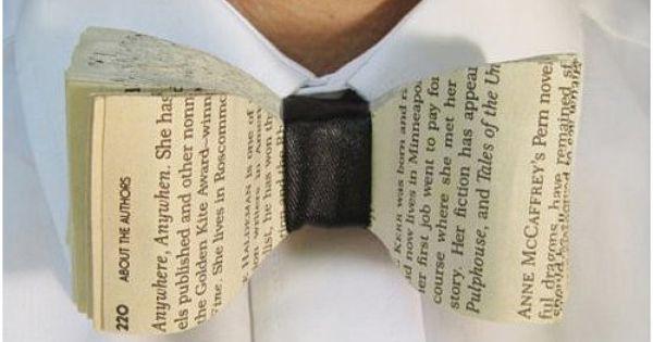 Wool tie - photo