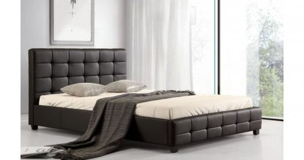 Lova Vera Leather Bed Leather Bed Frame Bed