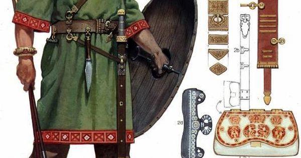 Visigoth - 400s AD