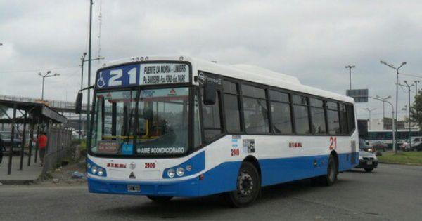 Linea 21 transporte teniente general roca s a d o t a for Interno autobus