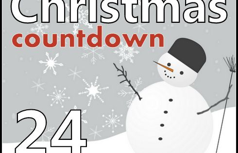 {Creative Christmas Countdown 2012} 24 Days of 24 fun Activities (an alternative