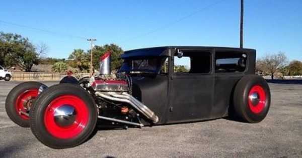 Chopped And Channeled Model T Used Ford For Sale By Owner In