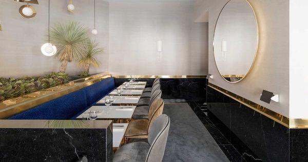 Yeeels paris by rodolphe parente restaurante decoracion for Decoracion de interiores paris