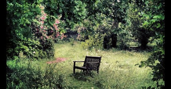 The wild garden i need this framed gardens etc for Gartengestaltung joanna