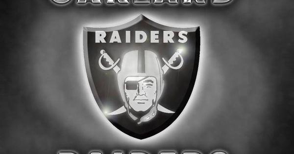 Oakland Raiders Raider Nation Pinterest Raiders And