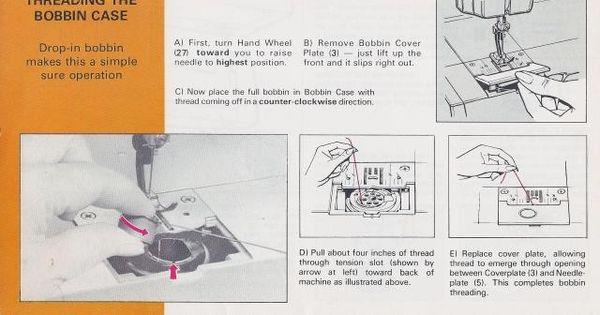 kenmore sewing machine manual 385 free download