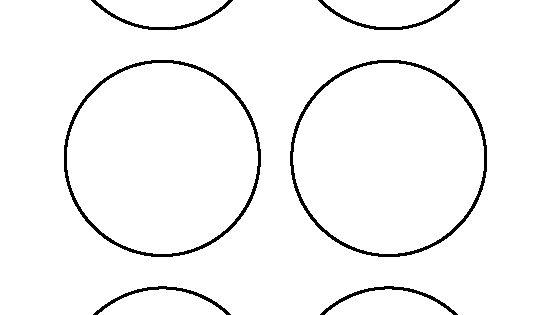 Circles, Circle pattern and Scrapbooking on Pinterest