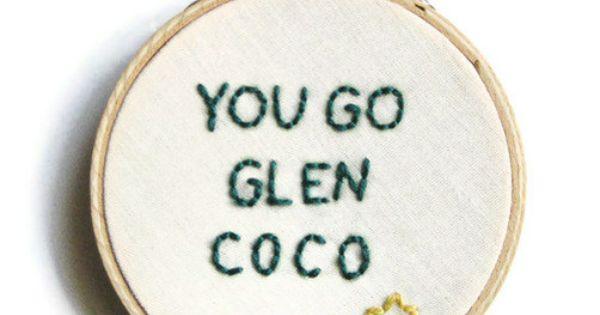 I love GLENCOCO