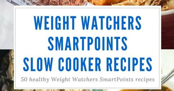 fifty weight watchers smartpoints slow cooker recipes. Black Bedroom Furniture Sets. Home Design Ideas