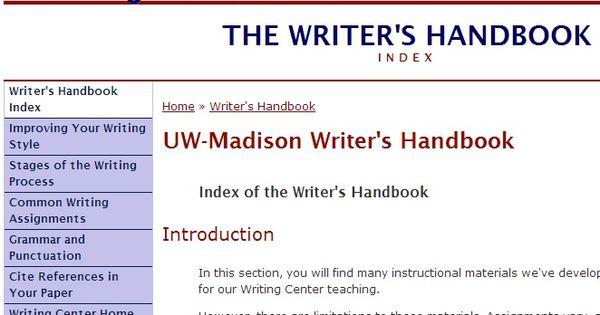 Uw madison essay