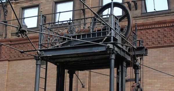 Pin By Richie Ablaza On Mouse House Bradbury Building Elevation Building