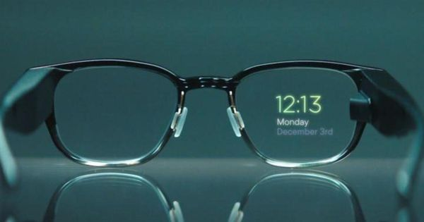 These Smart Glasses Read Texts Tell You The Weather And Connect To Alexa And Uber Smart Glasses Apple Glasses Latest Technology Gadgets