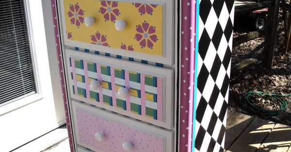 Hand Painted Furniture By Furnicharm Antique Dresser
