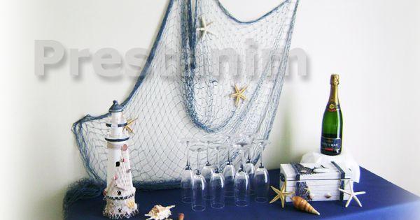 ... mariage en bleu marine blanc pour un...  sweet table été