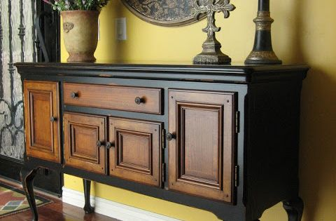 painter kitchen cabinets gorgeous way to redo an buffet wood buffet in 24399