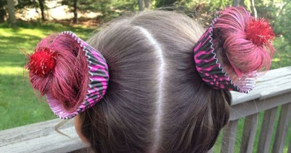 For Crazy Hair Day At School And Church For The Kids At