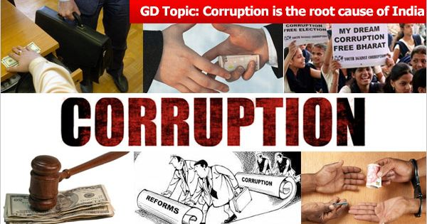 Causes of Corruption |10 Main Reasons which can be Eradicated