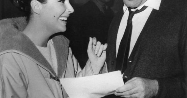 Elizabeth Taylor and Richard Burton | What Would Liz Do ...