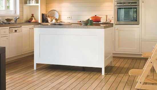 laminate kitchen flooring   Laminate floor from Quick-Step ...