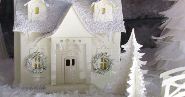 A Christmas Cottage By The Sea Martha Stewart Has A