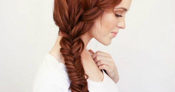 Festival Hair Bohemian Side Braid hair beauty tutorial