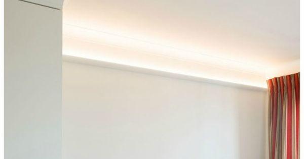 DIY Crown Molding For Indirect Lighting Best Caves Workshop And Garage Ide