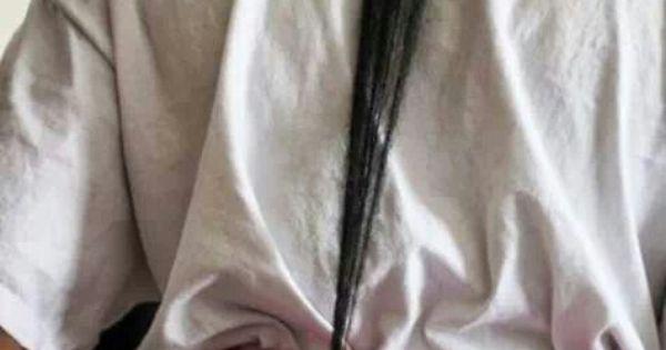 tailbone length 4c hair long hair dont care pinterest