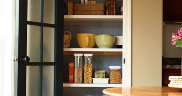 Replacing wire pantry shelves with melamine! (And making it pretty.)