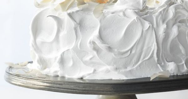 Martha Stewart. Raspberry White Cake Recipe