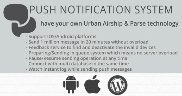Send Mobile Push Notification Messages Push Messages Push Notifications Web Push Notifications