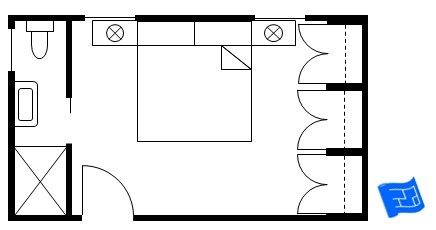 Master Bedroom Floor Plans Master Bedroom Plans Master Bedroom Addition Master Suite Floor Plan