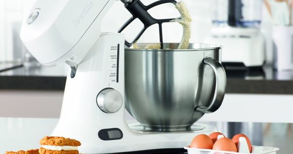 New Breville Sherbet range is a bit of all white Product design