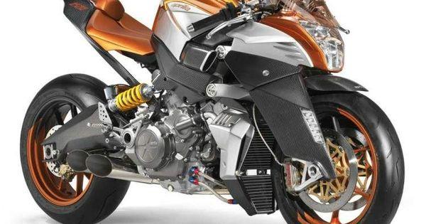 2009 Aprilia FV2 1200 Concept Motorcycles