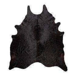 Koldby Cowhide Ikea Ikea Cowhide Black Cowhide Rug Cow Hide Rug