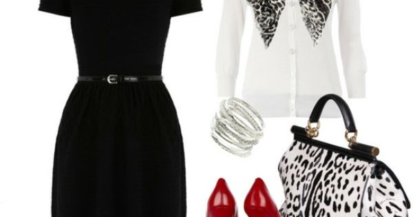 Just a Splash of Red by archimedes16 on Polyvore featuring Oasis, Dorothy