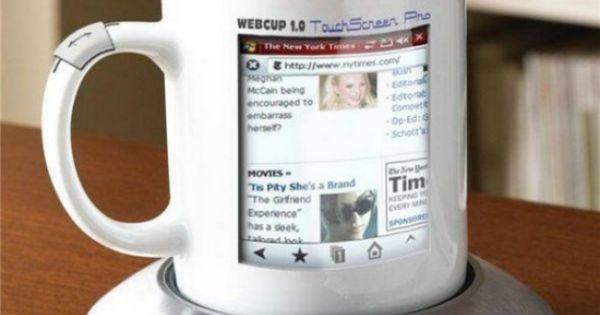 Future coffe cup