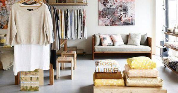 studio tudiant 12 id es d co pour petit appartement c t maison spaces pinterest. Black Bedroom Furniture Sets. Home Design Ideas