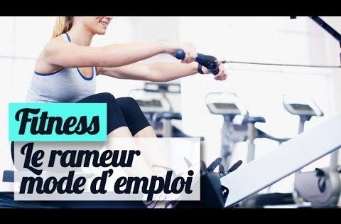 rameur mode d 39 emploi en salle de gym fitness youtube exercices astuces minceur sport. Black Bedroom Furniture Sets. Home Design Ideas