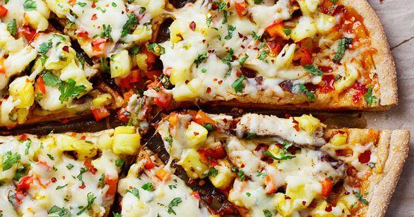 California Pizza Kitchen Chipotle Chicken Pizza Calories