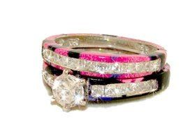 Camo Rings 3 Muddy Girl Camo 3 This Is What Im Getting Camo Wedding Rings Black Wedding Ring Sets Camo Rings