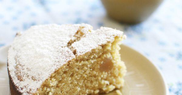 Simple Pear & Ginger Cake   Food glorious food   Pinterest ...