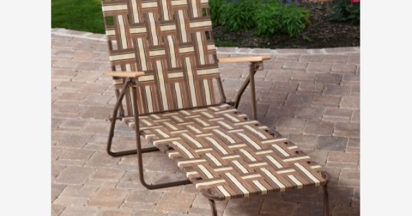 Rio Deluxe Web Chaise Lounge Outdoor Chaise Lounges At Chaise Lounges Home And Garden Design Ideas Patio Chairs Pool Lounge Chairs Folding Lounge Chair