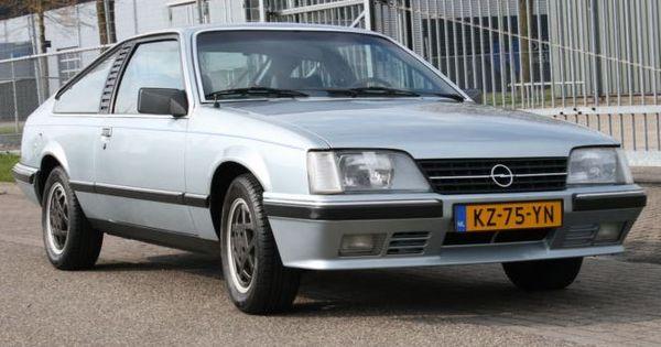 German Mki Supra 1984 Opel Monza Opel Monza Classic Cars Online
