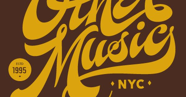 Other Music NYC logo by Tight Slice
