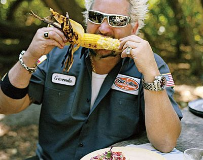 Chefs' favorite camping food | Guy Fieri takes camp cooking seriously [