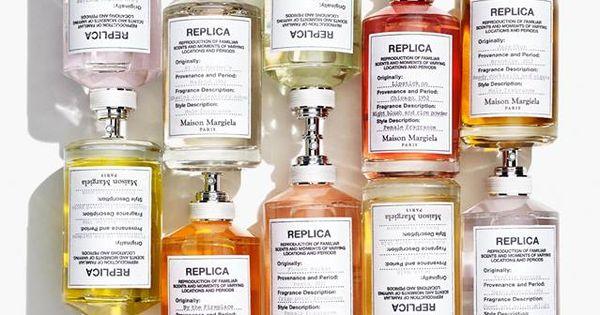 Maison Margiela Replica Fragrance Labels Made Of Fabric