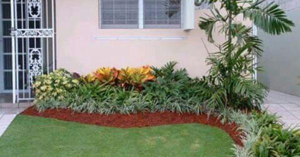 Jardines exterior como hacer de cada rea de tu casa for Ideas para jardines chicos