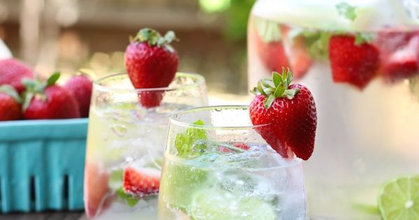 ... -ish Summer Cocktails to Beat the Heat | Coolers, Basil and Limes