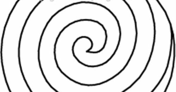 lollipop swirl template