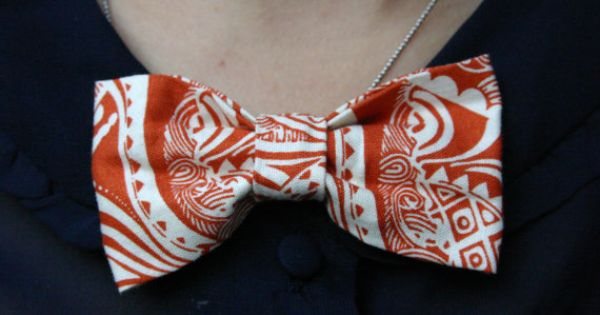Orange You Pretty, Unisex Bow Tie | Bow Tie Co. #bowtie